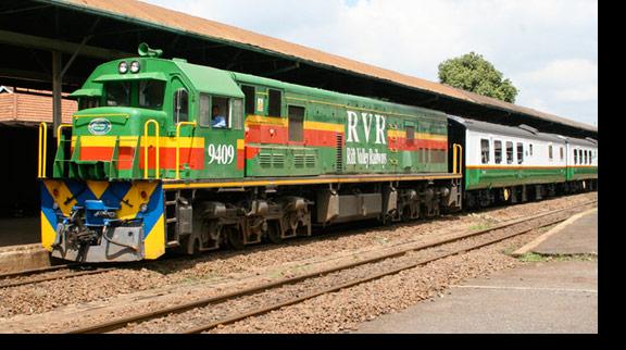 kenya train