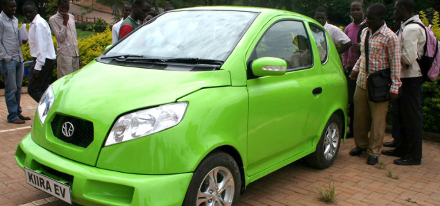 africa electric car